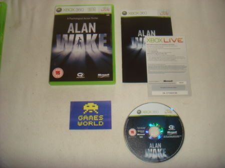 Alan Wake - Click Image to Close