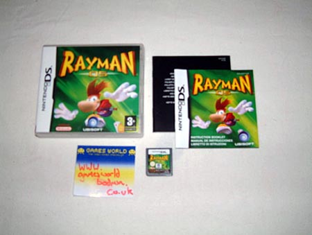Rayman DS - Click Image to Close