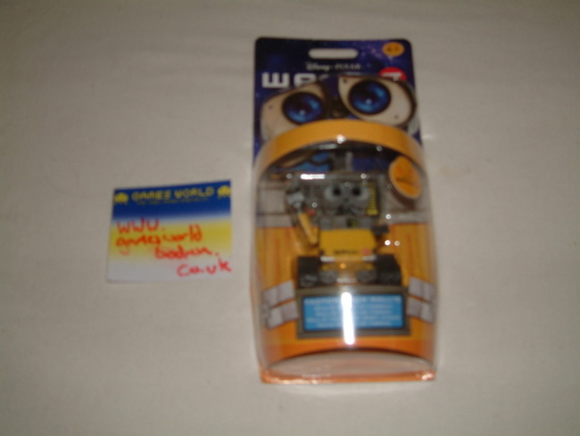 Wall-e Factory NewFigure
