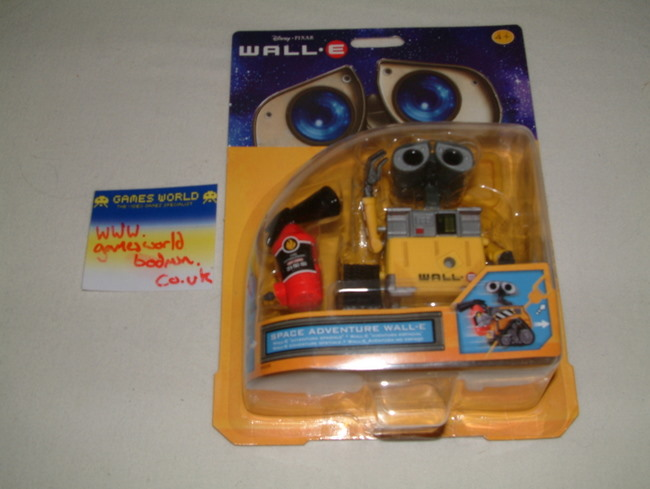 Wall-e Space Adventure Figure