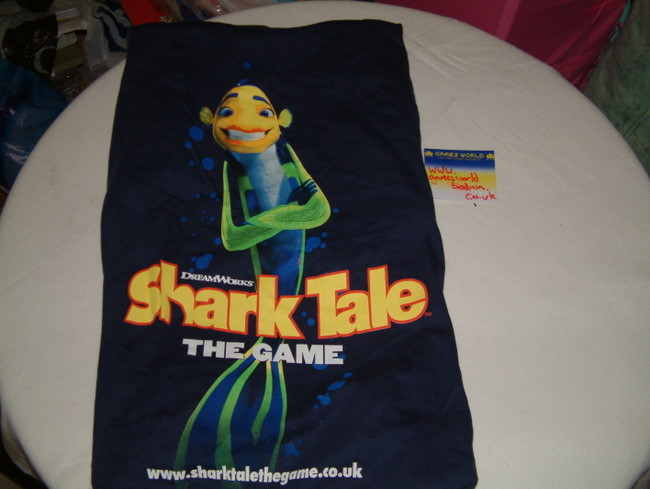 Sharks Tail T Shirt