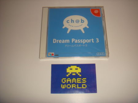 Dream Passport 3 (Japanese Import)