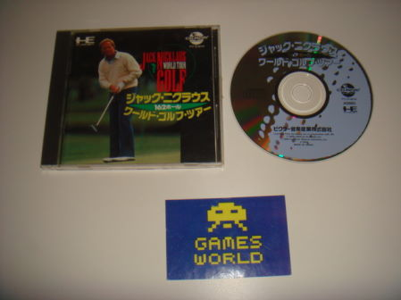 Jack Nicklaus World Tour Golf