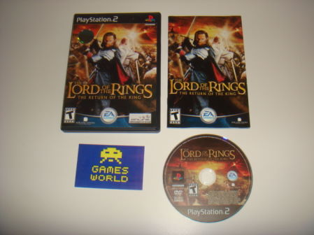 Lord of the Rings: Return of the King (USA Import)
