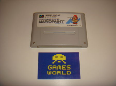 Mario Paint (SFC Japanese Import)