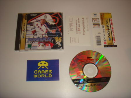NHL Powerplay 96 (Japanese Import)