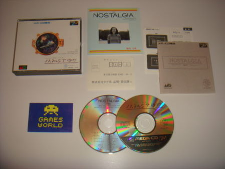 Nostalgia (Japanese Import)