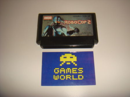Robocop 2 (Famicom Japanese Import)