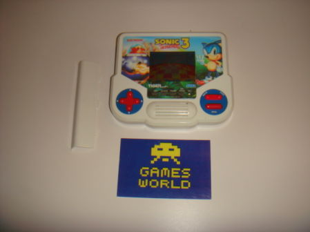 Sonic the Hedgehog 3 LCD Game