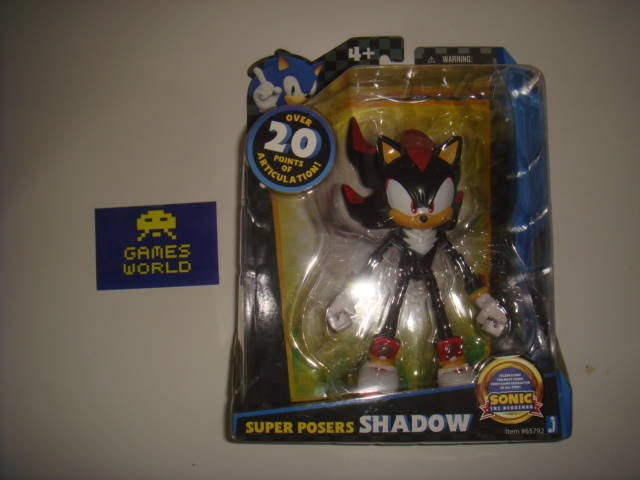 Sonic Super Posers: Shadow