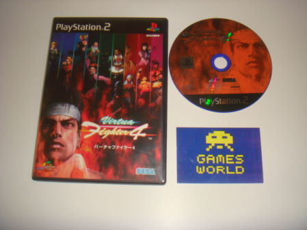 Virtua Fighter 4 (Japanese Import)