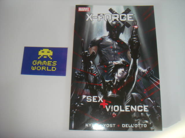 Marvel: X-Force: Sex and Violence