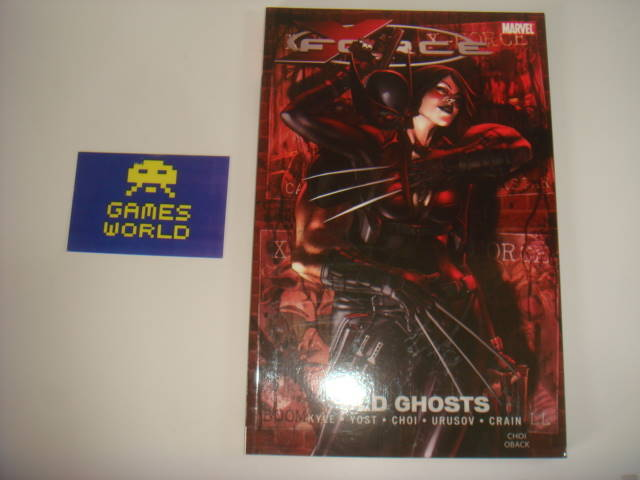 Marvel: X-Force Volume 2: Old Ghosts