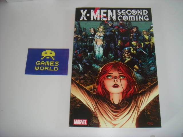 Marvel: X-Men: Second Coming