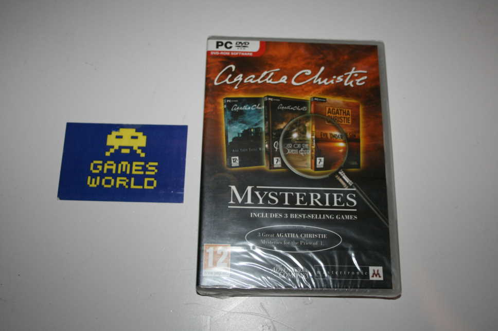 Agatha Christie Mysteries