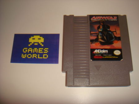 Airwolf (NTSC)