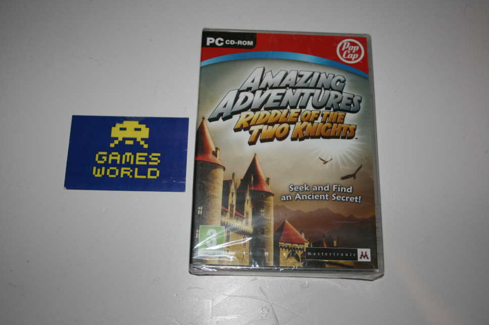 Amazing Adventures Riddle of the Two Knights