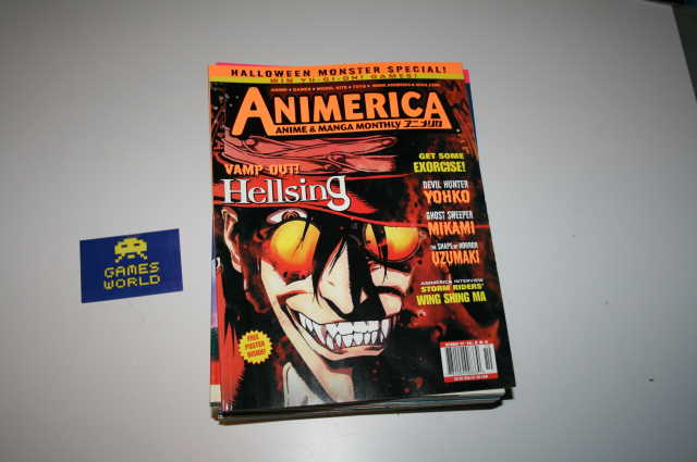 Animerica Vol 10 No 10