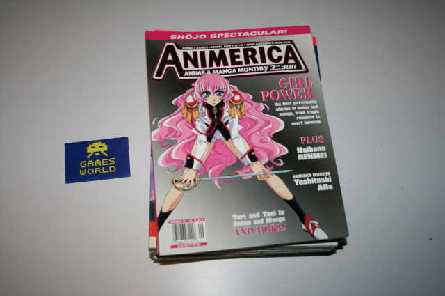Animerica Vol 11 No 09