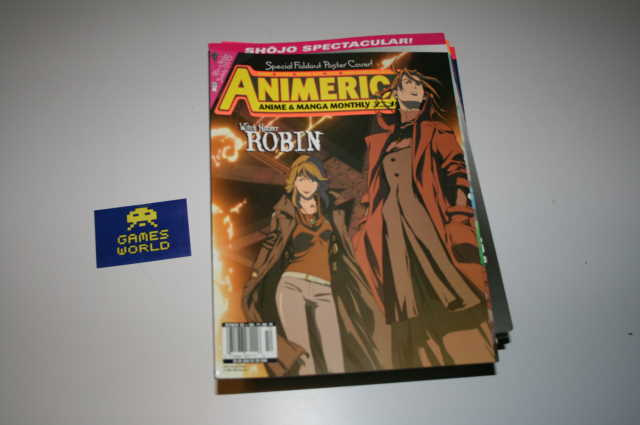 Animerica Vol 11 No 10