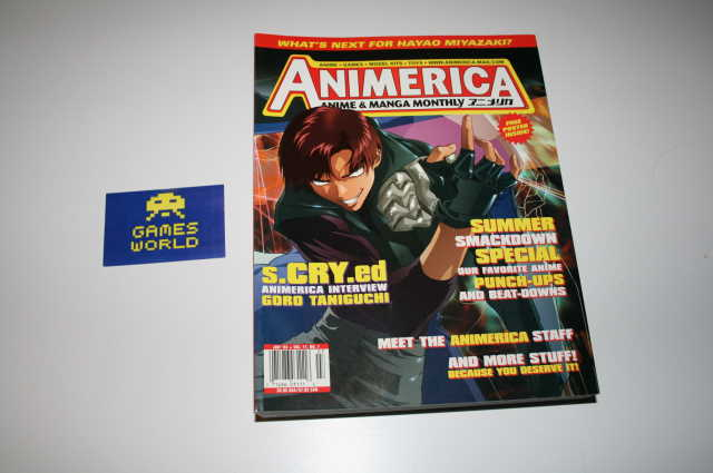 Animerica Vol 11 No 07