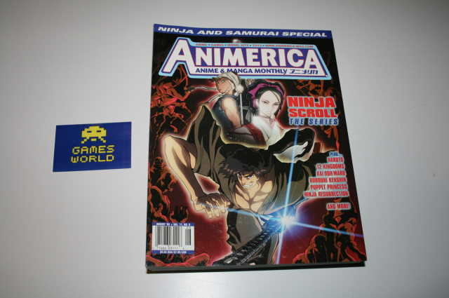 Animerica Vol 11 No 08