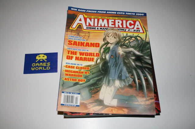 Animerica Vol 12 No 04