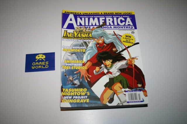Animerica Vol 12 No 07