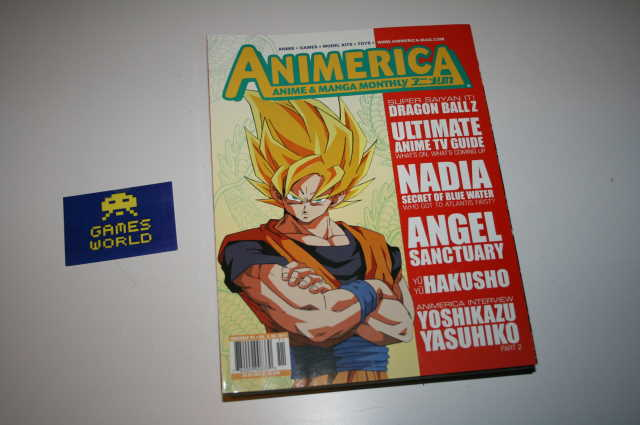 Animerica Vol 09 No 10/11