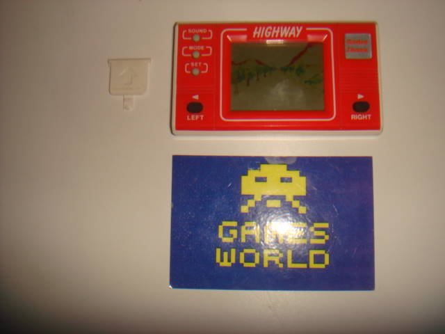 Bandai Highway LCD Game