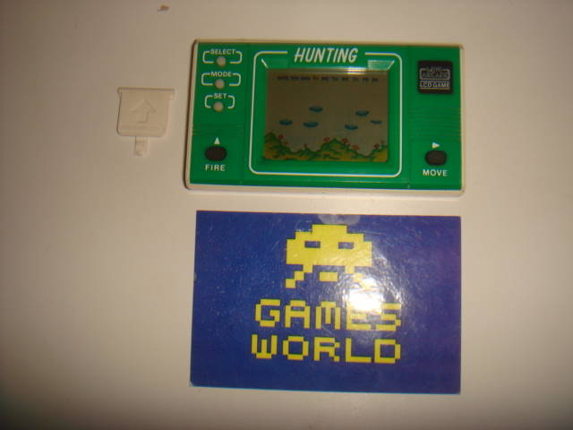 Bandai Hunting LCD Game