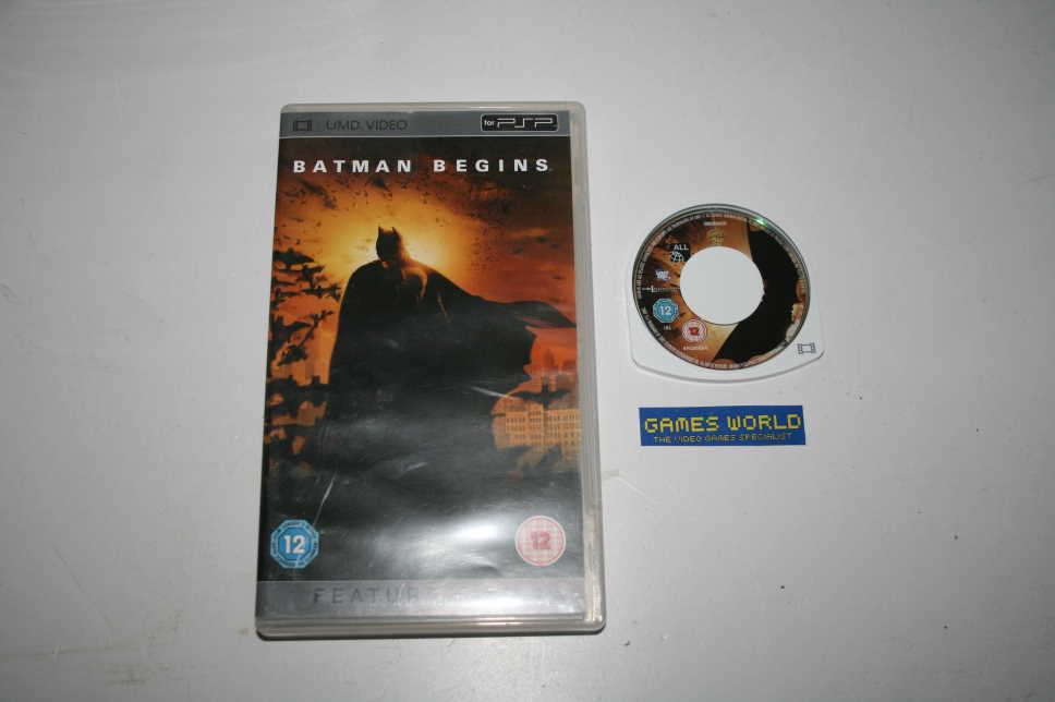 Batman Begins (UMD Film)