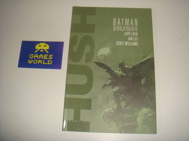 Batman Hush Vol 1