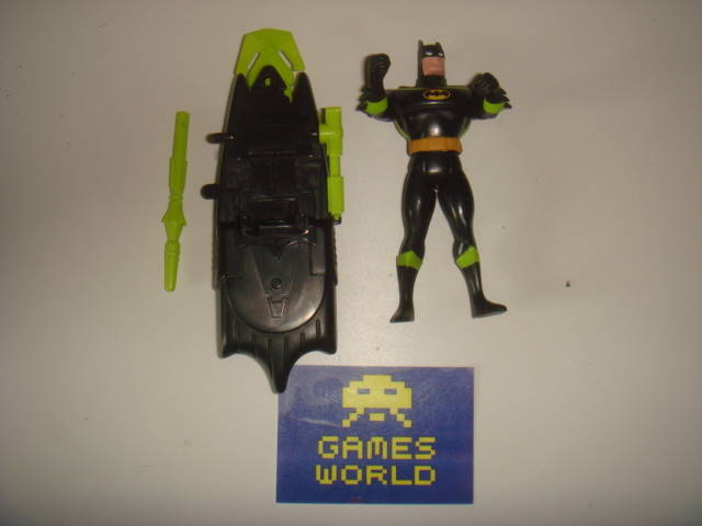 Batman: High Wire Figure (1993 Kenner)