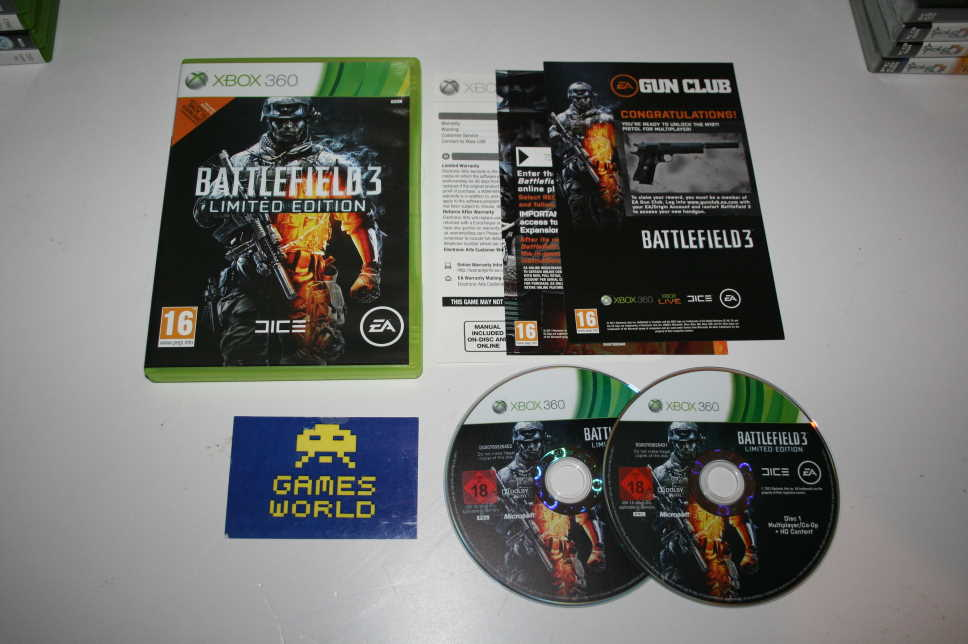 Battlefield 3 Limited Edition