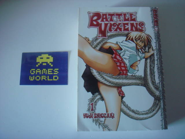 Battle Vixens Vol 1
