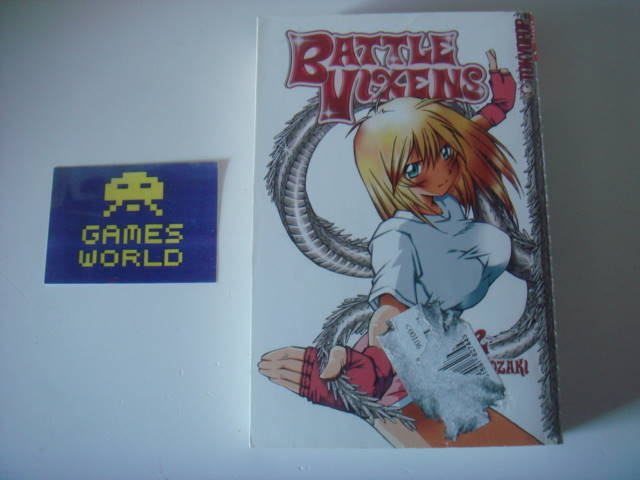 Battle Vixens Vol 2