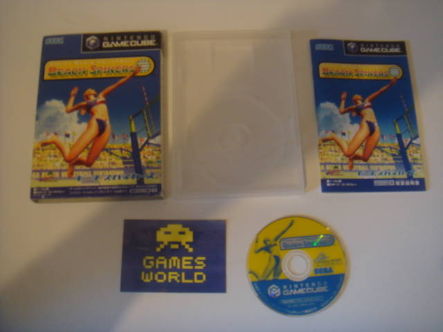Beach Spikers (Japanese Import)