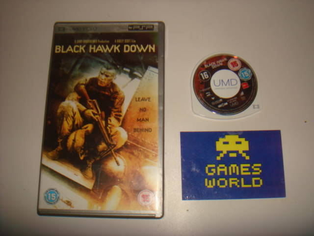Black Hawk Down (UMD Film)