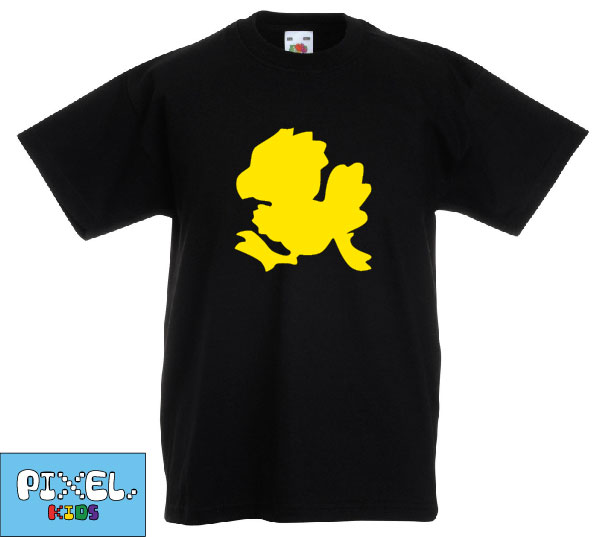 Pixel Pixels Kids: Chocobo T Shirt
