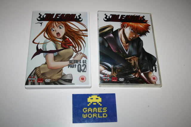Bleach Series 1 Part 1 & 2 R2