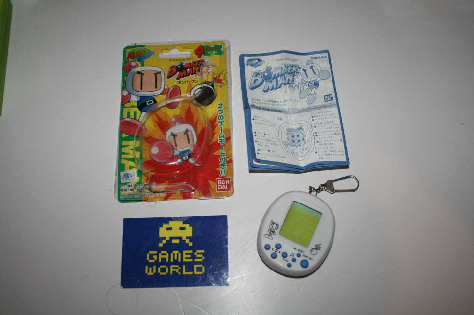 Mame Game: Bomberman Japanese Import LCD Game