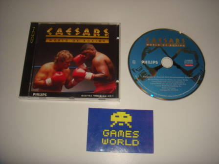 Caesars World of Boxing CDi