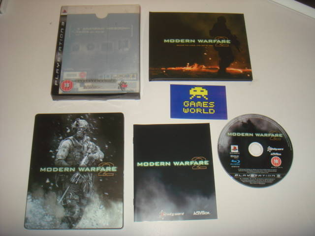 Call of Duty Modern Warfare 2 Hardened Edition