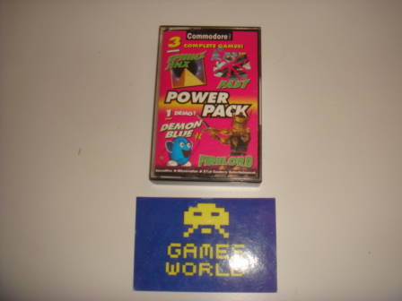 Commodore Format: Power Pack Tape 18