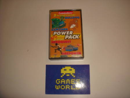 Commodore Format: Power Pack Tape 09