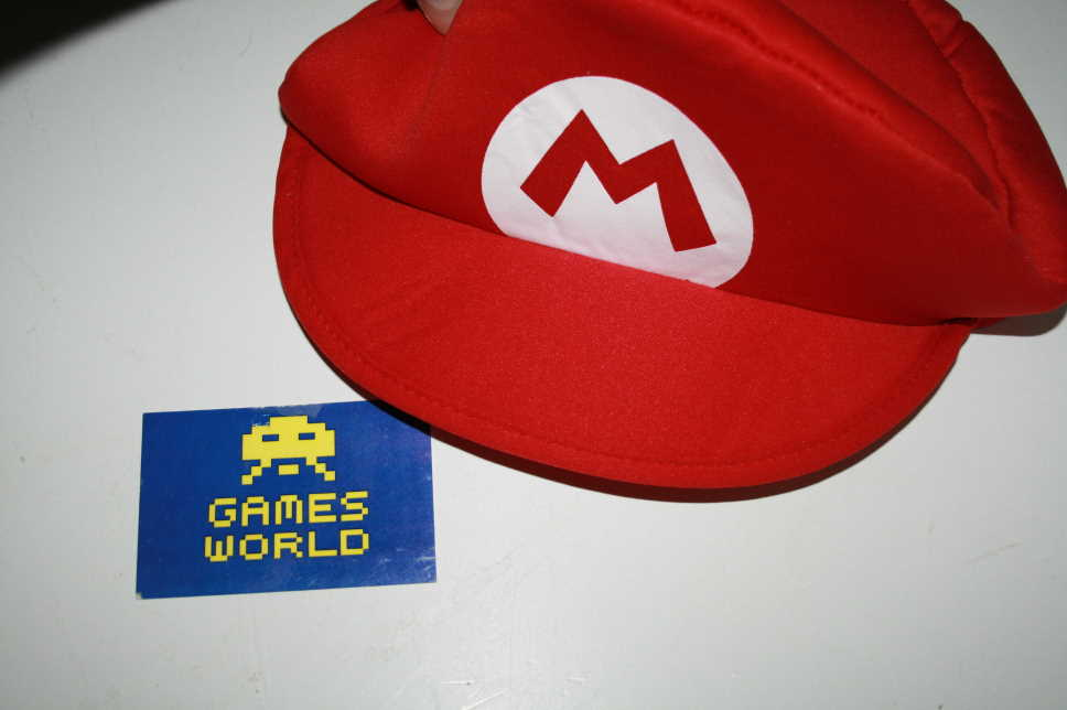 Club Nintendo Mario Cap / Hat - Click Image to Close