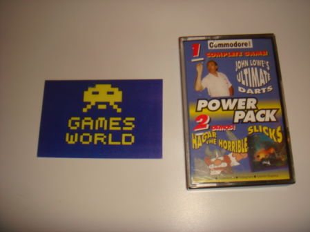 Commodore Format: Power Pack Tape 25