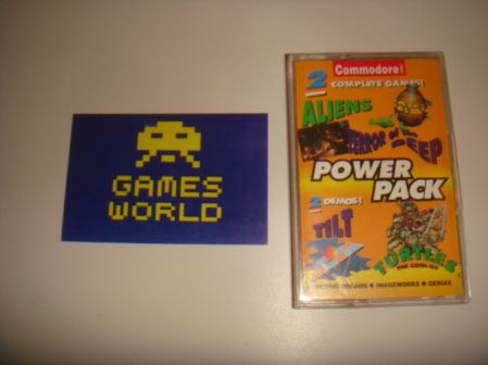Commodore Format: Power Pack Tape 14