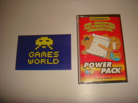 Commodore Format: Power Pack Tape 16 1